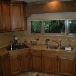Kitchen Granite Remodel by Tarvin Plumbing Company